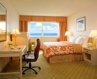 Holiday Inn Miami Beach Zimmeransicht