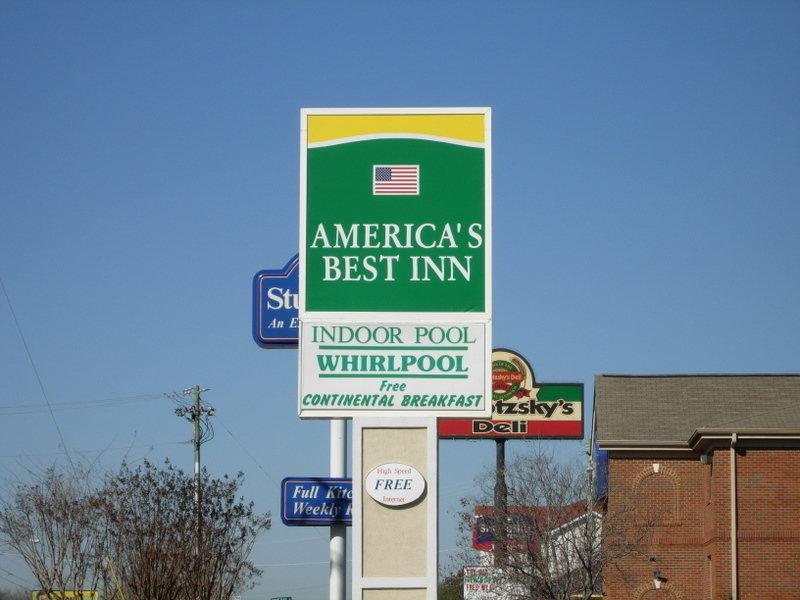 Best Inn - Montgomery, AL