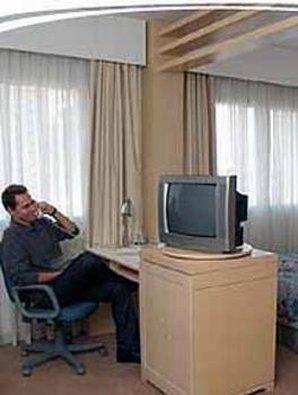 Comfort Suites Alphaville Szobakilátás
