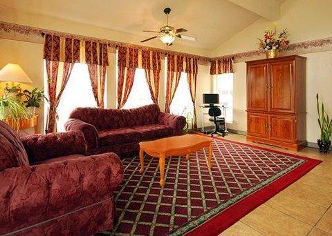 Econo Lodge - Lobby View
