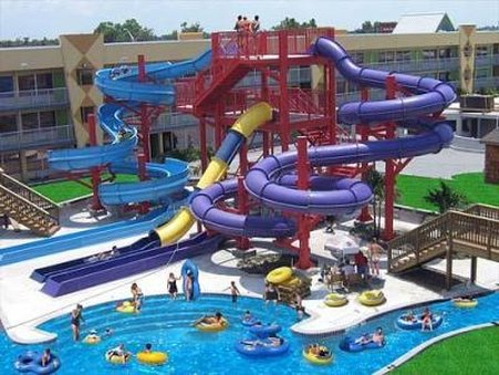 Clarion Resort & Waterpark
