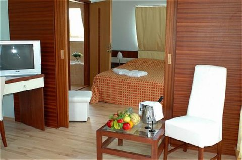 Holiday Beach Budapest - Suite