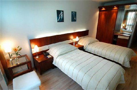 Holiday Beach Budapest - Twin bedded room