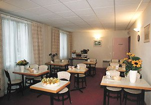 Citotel Le Chantry - Breakfast room