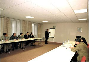 Citotel Le Chantry - Meeting room
