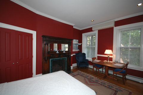 The Copley House - Room