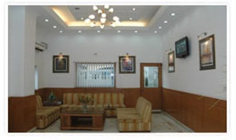 La Sapphire Hotel - Lobby