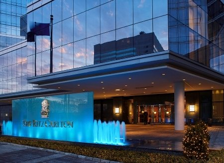 The Ritz-Carlton Westchester 外観