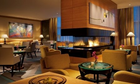 The Ritz-Carlton Westchester ロビー