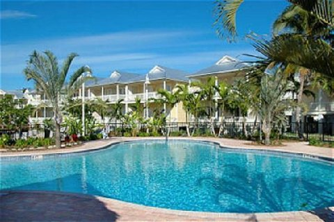 Coral Hammock - Key West - Pool