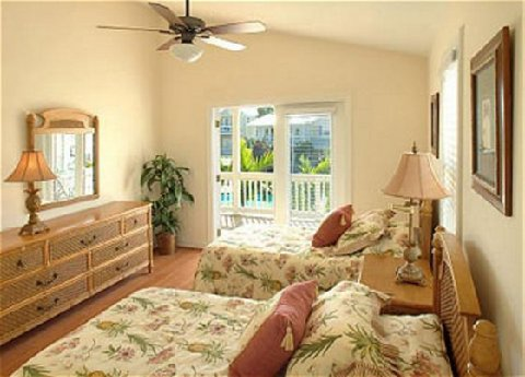Coral Hammock - Key West - Guest Room