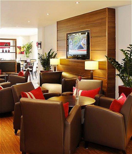 Holiday Inn Express Birmingham-Oldbury M5,JCT.2 Sala klubowa