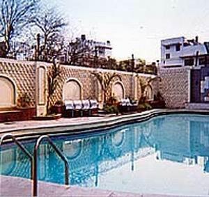 Hotel Vikram - Pool
