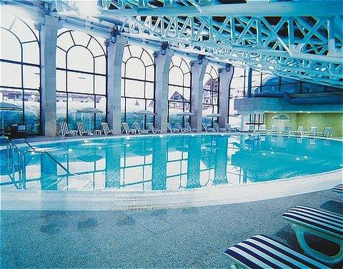 玛加尔黎巴嫩青山温泉度假洲际酒店 - Pool