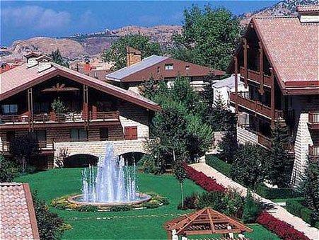 玛加尔黎巴嫩青山温泉度假洲际酒店 - View from Hotel