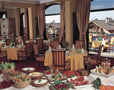 玛加尔黎巴嫩青山温泉度假洲际酒店 - Restaurant
