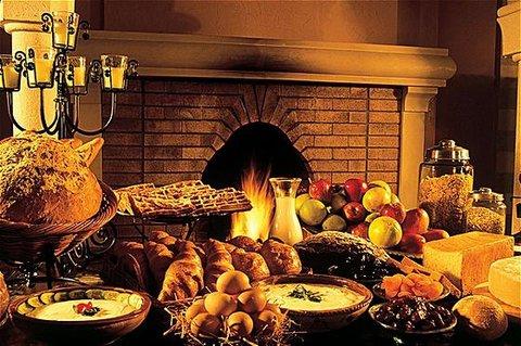 玛加尔黎巴嫩青山温泉度假洲际酒店 - Breakfast Bar
