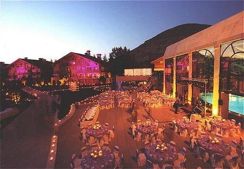 玛加尔黎巴嫩青山温泉度假洲际酒店 - Ballroom