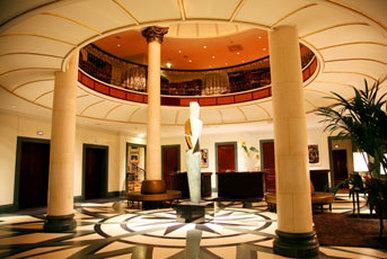 Hotel Kämp, Helsinki Lobby