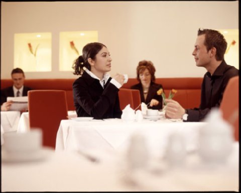 The Suite Hotel - breakfast