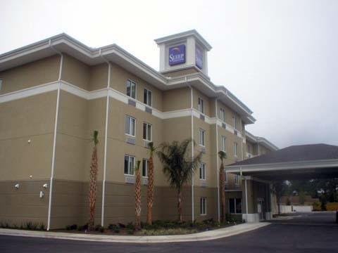 Sleep Inn & Suites Außenansicht