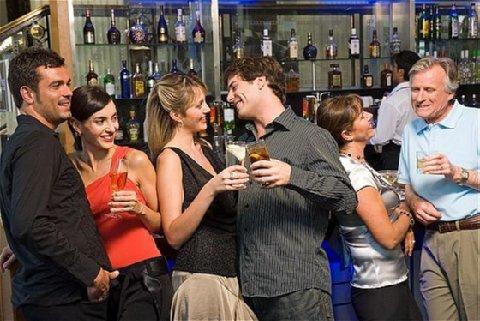 Del Lago Resort - Bar Lounge