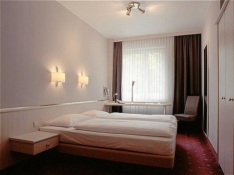 Berlin Plaza Hotel am Kurfurstendamm - Comfort Double Room