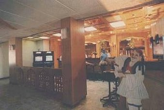 New Windsor Hotel - Bar Lounge