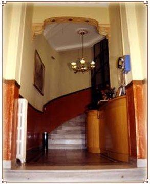 Cecil Hotel - Lobby View