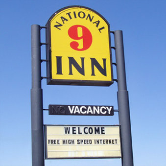 National 9 Inn Gillette - Exterior View