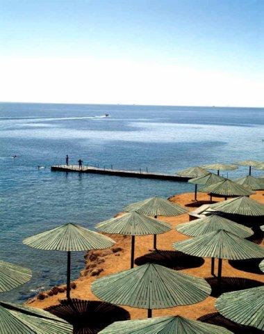 Pyramisa Sharm El Sheikh Villas And Resort - Beach