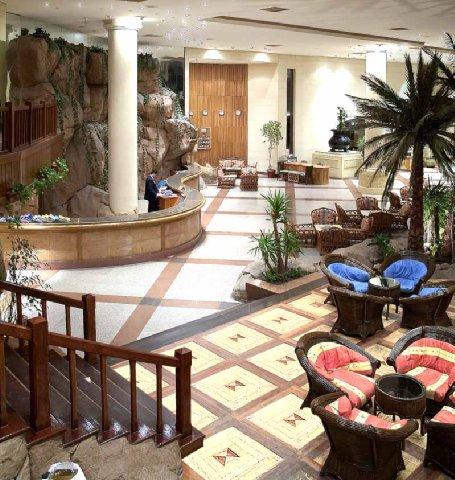 Pyramisa Sharm El Sheikh Villas And Resort - Lobby View