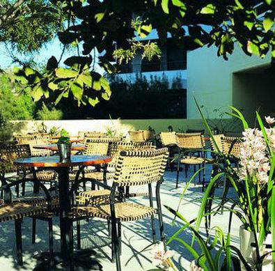 阿玛利亚酒店 - Garden restaurant