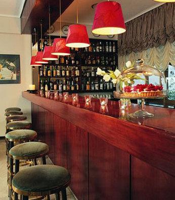 阿玛利亚酒店 - Bar Lounge