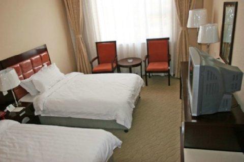 Golden Top Hotel - Guest room