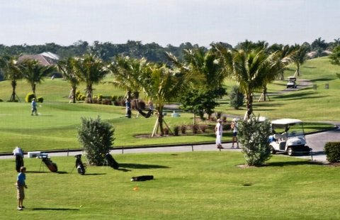 GreenLinks Golf Villas at Lely Resort, Ascend Hotel - Putting Green