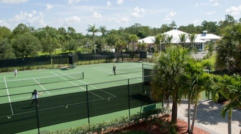 GreenLinks Golf Villas at Lely Resort, Ascend Hotel - Tennis Courts