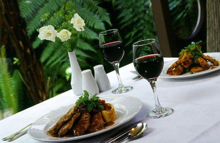 Ashley Hotel Greymouth - Meals