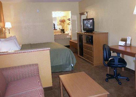 Quality Inn & Suites Huonenäkymä