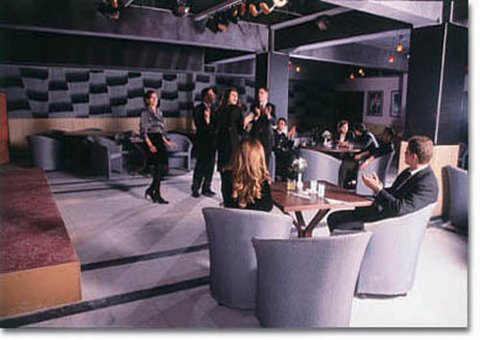 Allstar Esenboga Airport Hotel - Lounge
