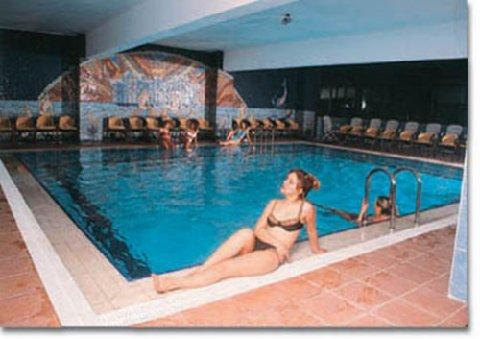 Allstar Esenboga Airport Hotel - Pool