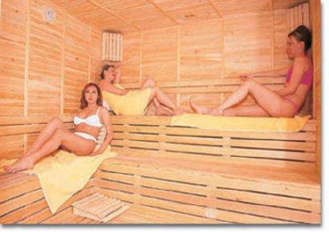Allstar Esenboga Airport Hotel - Sauna