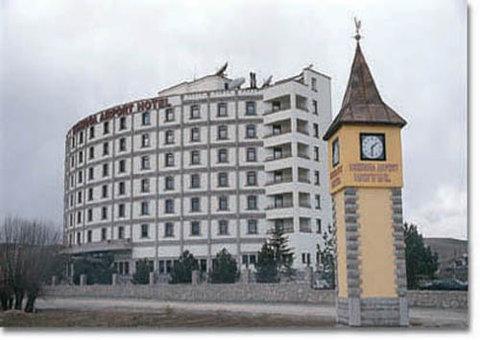 Allstar Esenboga Airport Hotel - Exterior
