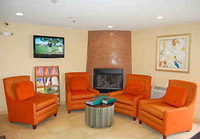 Fairfield Inn Santa Fe Lobby