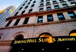 SpringHill Suites Downtown/Inner Harbor