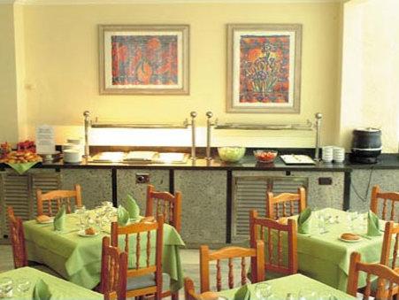Apartamentos Be Smart Florida - Restaurant