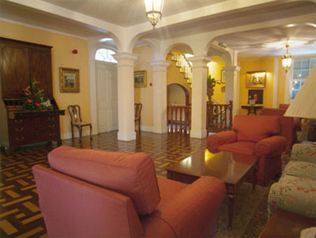 Quinta Jardins Do Lago Hotel - Lobby View