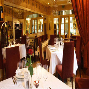 The Cliff Townhouse - Restaurant