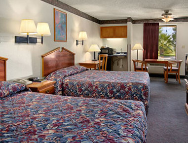 Knights Inn and Suites/Atrium West - Guest Room