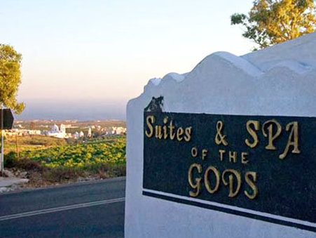 Suites of the Gods - Exterior View